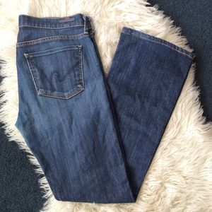 Citizens of Humanity amber mid rise boot cut 31